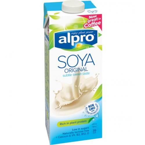 Ρόφημα Σόγιας Original Alpro (1 lt)