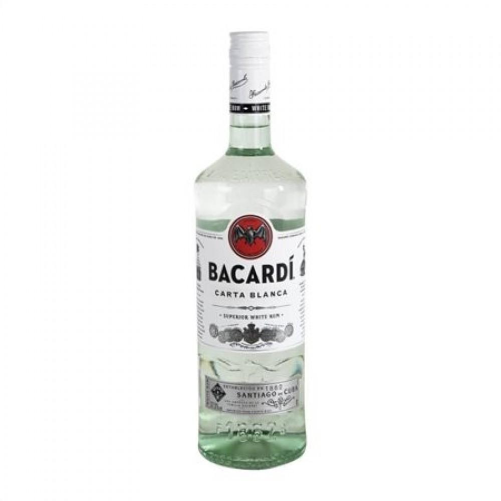 Ρούμι Λευκό Superior Bacardi (1 lt)