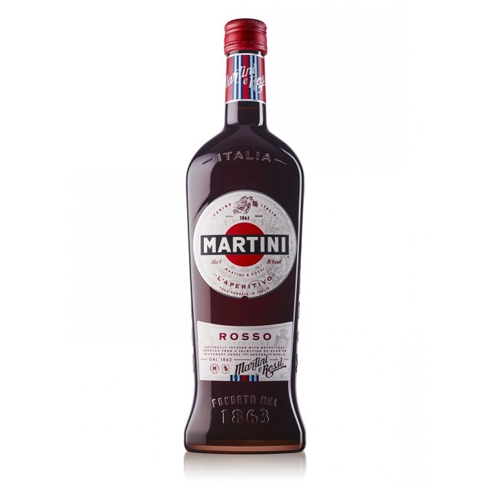 Απεριτίφ Martini Rosso Vermouth (1 lt)