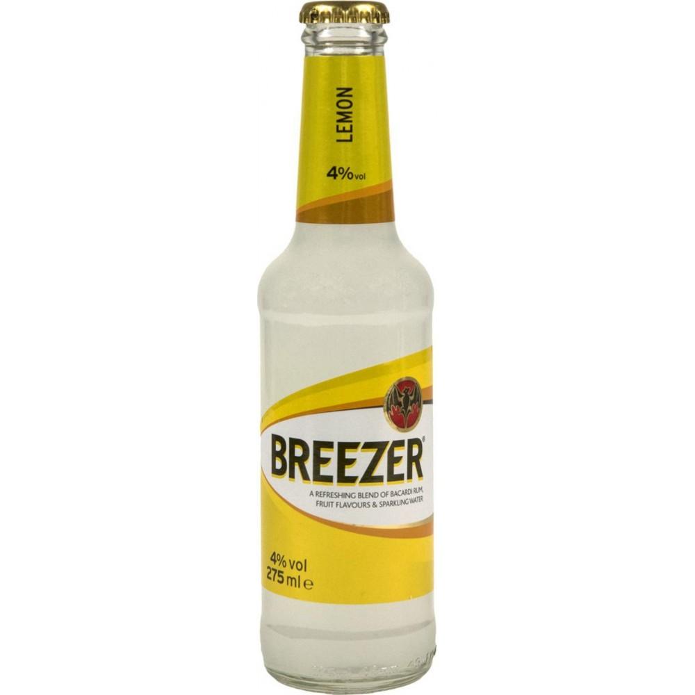 Bacardi Breezer Lemon (275ml)