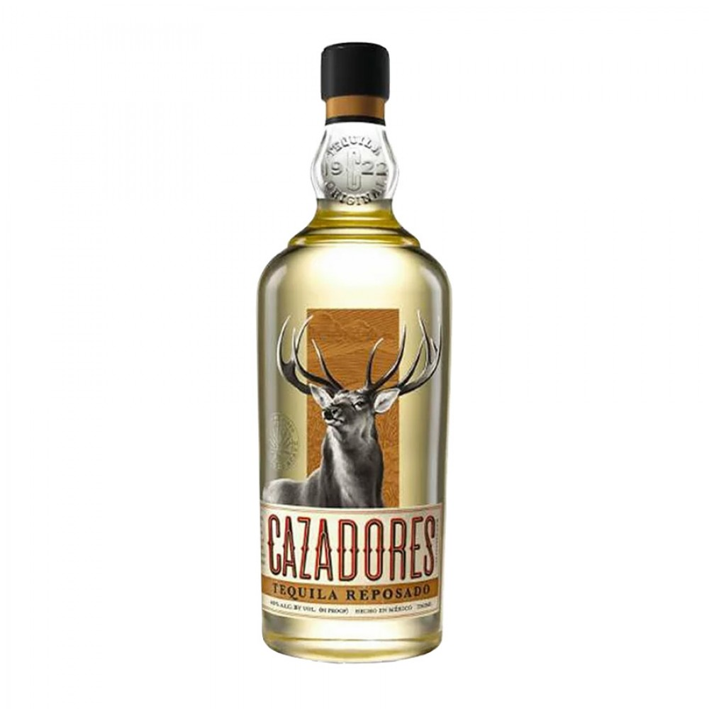 Cazadores Reposado Tequila (700ml)