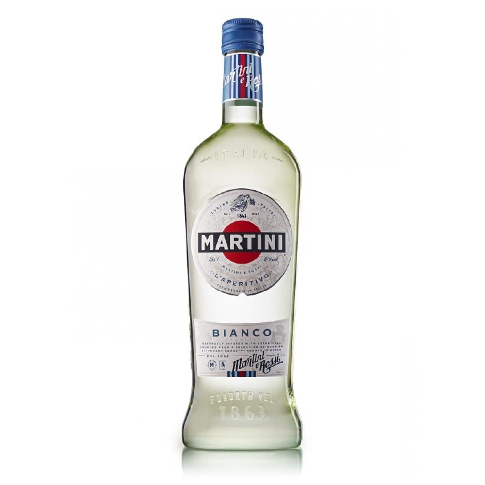 Απεριτίφ Bianco Martini (1 lt)