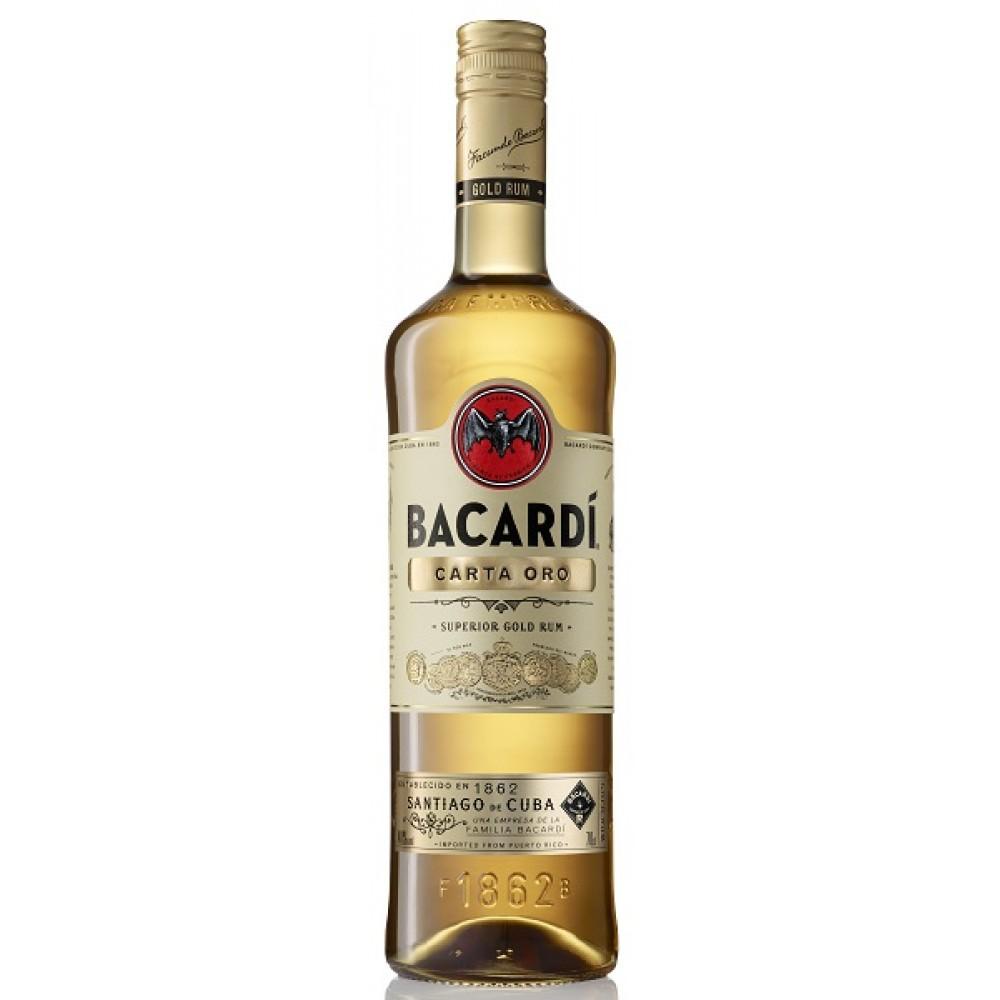 Ρούμι Gold Bacardi (700ml)