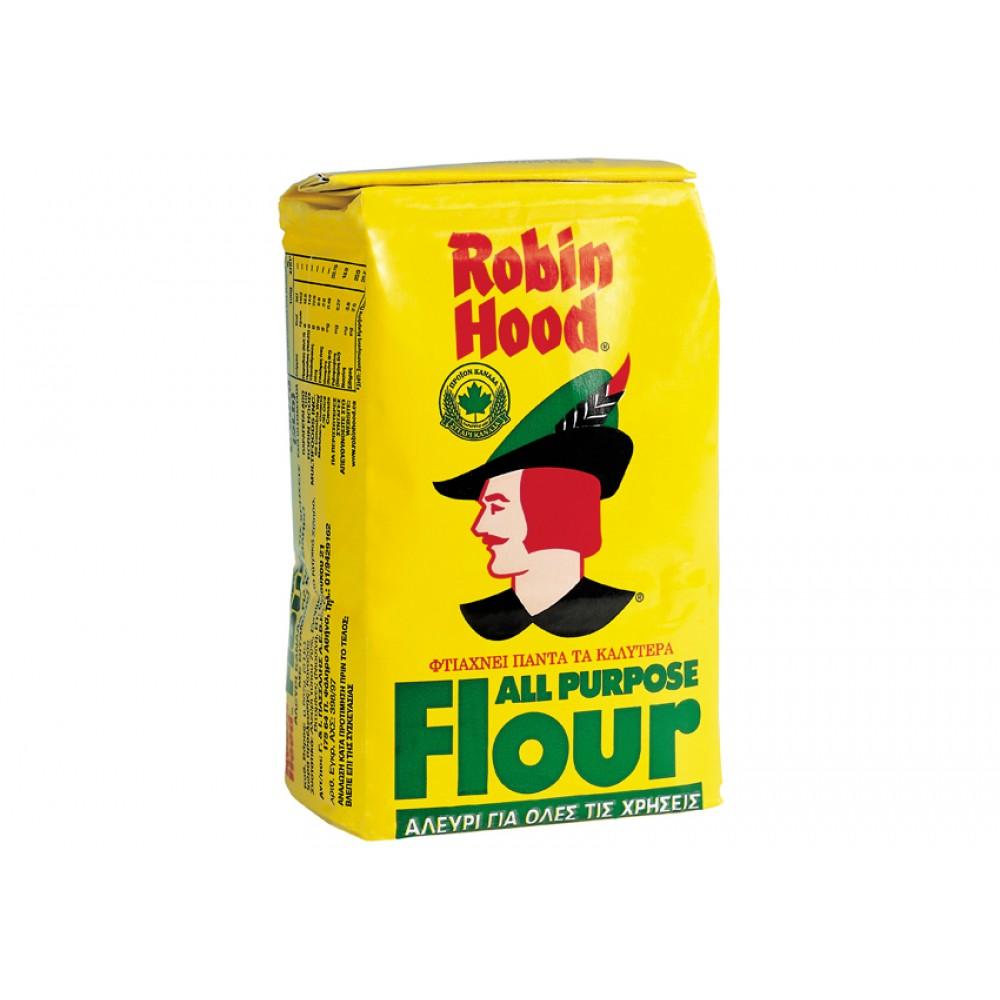 Αλεύρι για όλες τις χρήσεις Robin Hood (907 g)