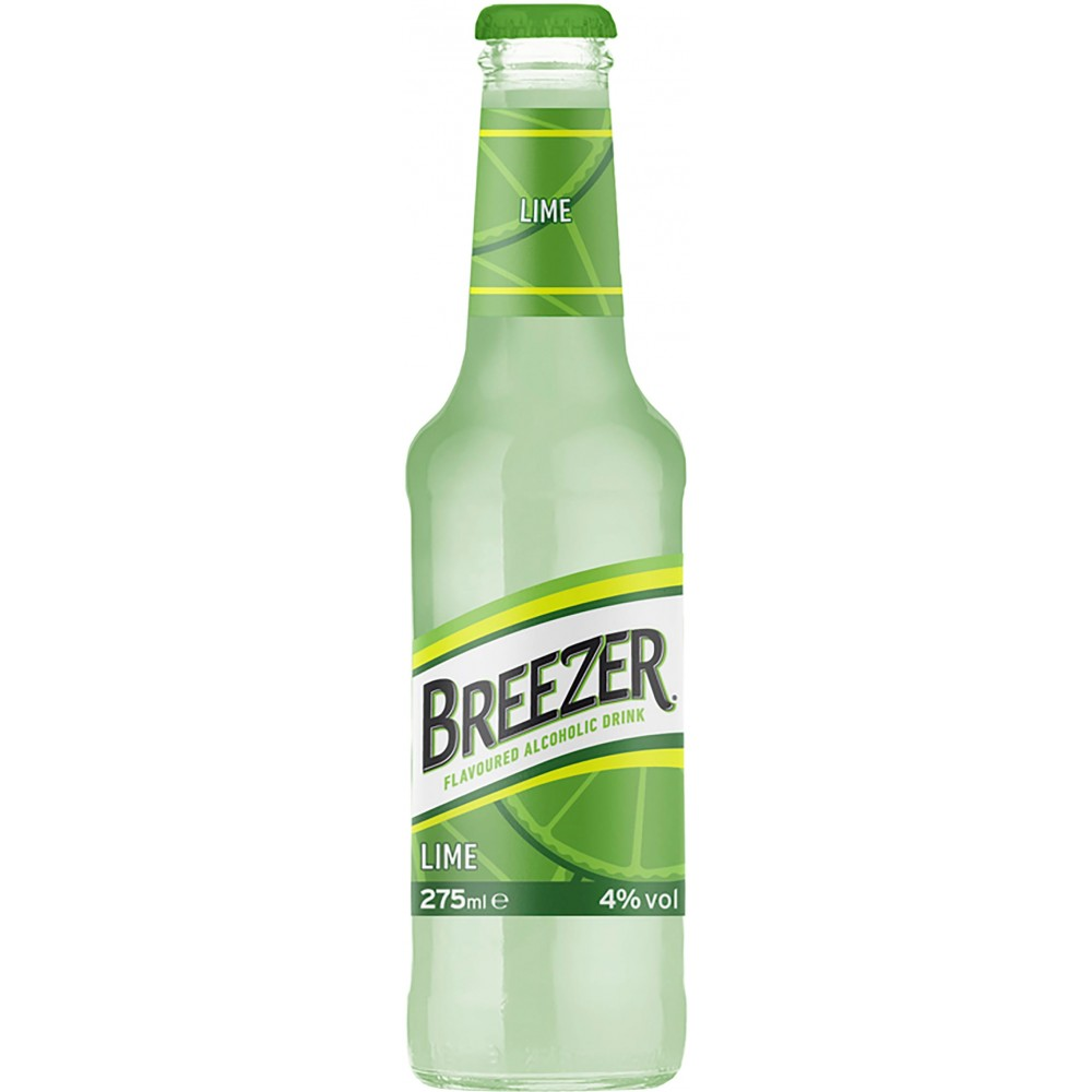 Bacardi Breezer Lime (275 ml)