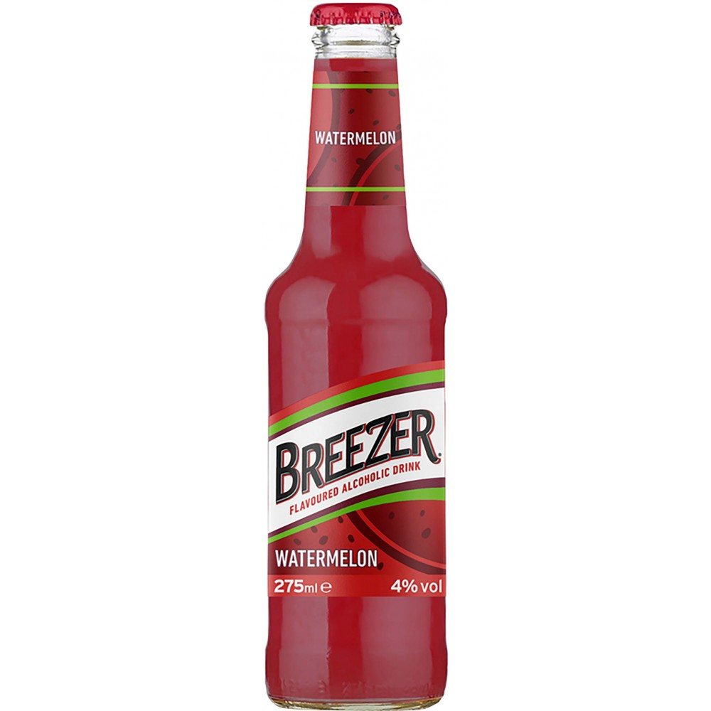 Bacardi Breezer Watermelon (275 ml)