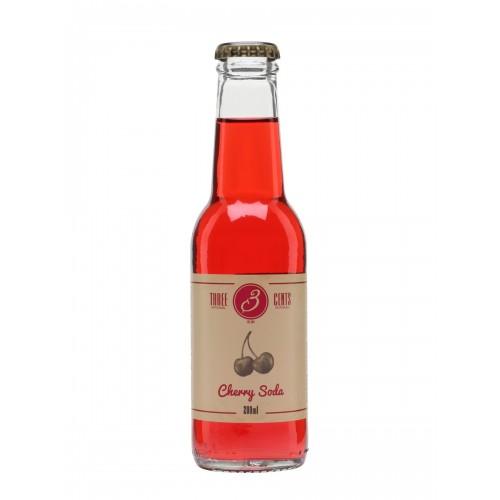 Αναψυκτικό Cherry Soda Three Cents (200 ml)