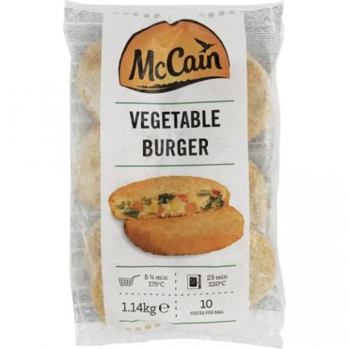 Νηστίσιμο Μπιφτέκι Λαχανικών Mc Cain 1,140Kg