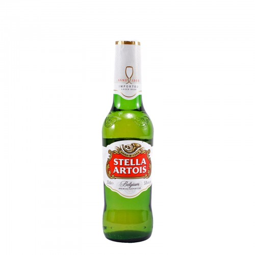 Stella Artois Μπύρα Φιάλη 330ml.