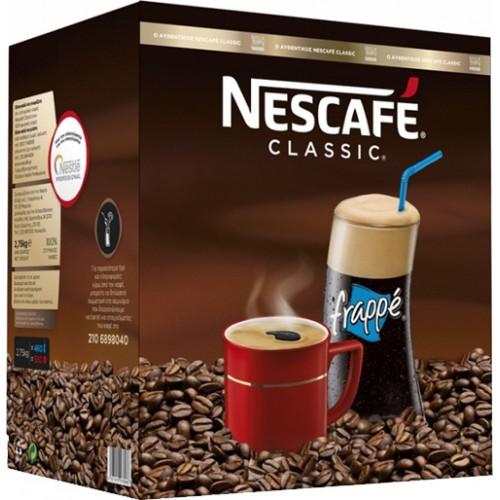 Nescafe Στιγμιαίος Classic (5 x 550gr)