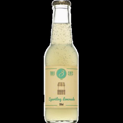 Αναψυκτικό Sparkling Lemonade Three Cents (200 ml)