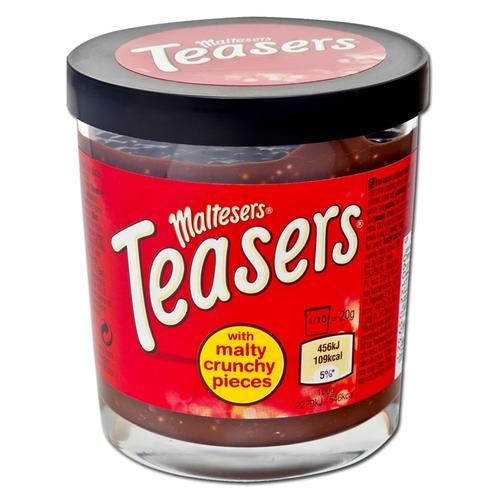 Maltesers Σοκολάτα σε κρέμα