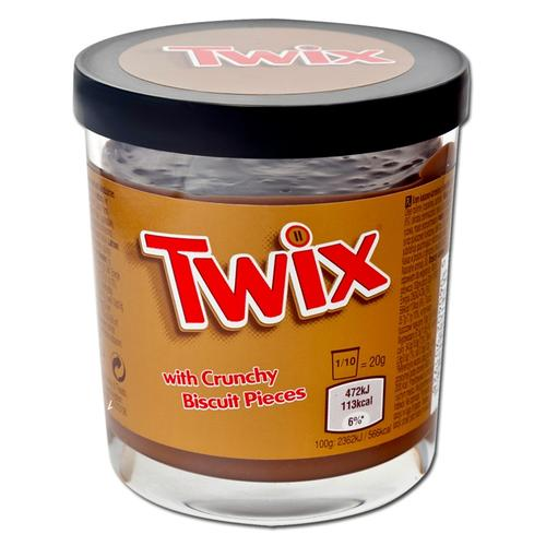 Twix Σοκολάτα σε κρέμα